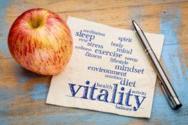 De vitaliteit en motivatie gaan achteruit