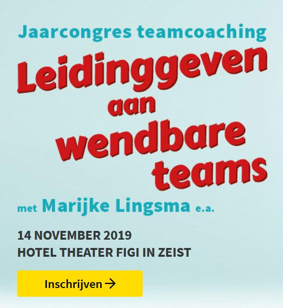 Jaarcongres Teamcoaching