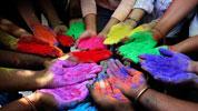 Draag bij aan het kleurenmodel