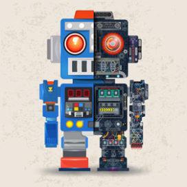 Tegen platformen zijn robots niet opgewassen