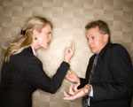 Door nare baas presteren werknemers slechter