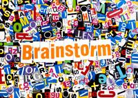 Brainstormen zonder groepsdwang