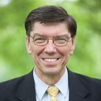 Clayton Christensen wint Thinkers50 Award 2013