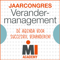 Jaarcongres Verandermanagement