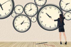 Wat doen topmensen met hun tijd?