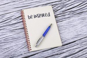 Het magische van inspiratie