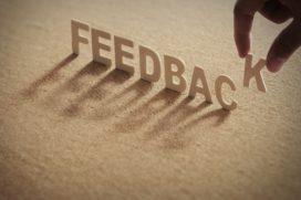 Positieve feedback is reuze zeldzaam