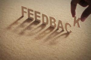 Organisaties worstelen met feedback