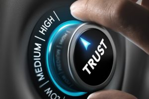 Succes door vertrouwen