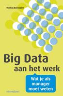 Het boek: Big data aan het werk