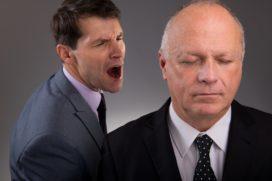 Lomp gedrag en intimidaties zorgen voor stress in organisaties