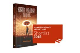De shortlist voor Managementboek van het jaar is bekend