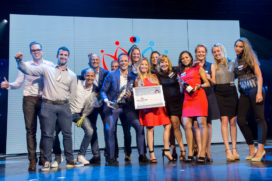 Legrand en Parkmobile Best Finance Teams of the Year 2018