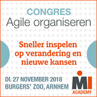 Congres Agile Organiseren