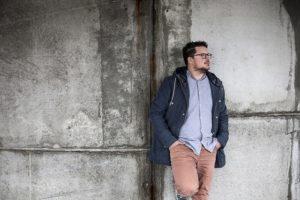 Martijn Arets - foto: Mirjam van der Linden