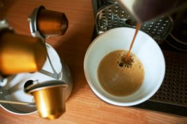 De wereld draait door: het succes van Nespresso