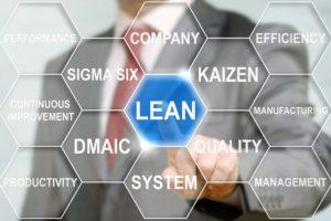 Het verschil tussen Lean en Lean Six Sigma