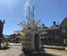 De Piemelfontein: vernieuwing geeft gezeik. Altijd.