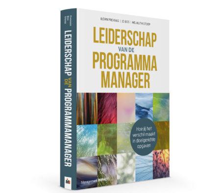 Het leiderschap van de programmamanager