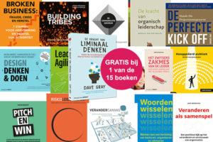 Boekenactie: De kracht van liminaal denken cadeau