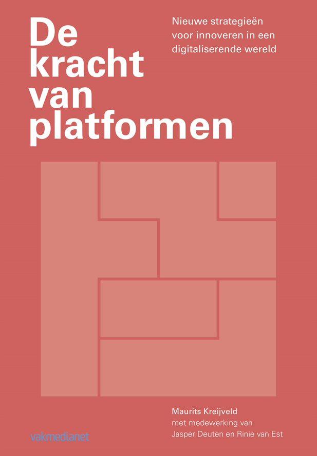 Het boek: De kracht van platformen