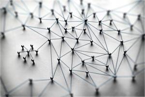 Elk mens heeft behoefte aan verticale en horizontale verbinding