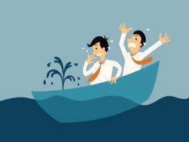 Veranderende organisaties: het scheepskerkhof als eindbestemming of …?