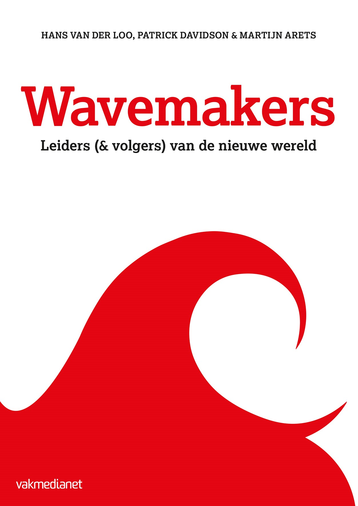 Het boek: Wavemakers