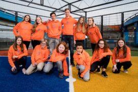 Minderjarigen adviseren raad van bestuur Wilhelmina KinderZiekenhuis