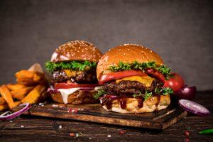 'Over 15 jaar eet bijna niemand meer een vette hamburger'