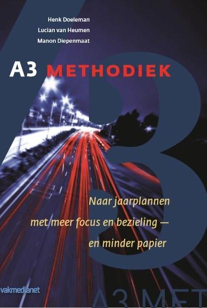 Het boek: A3-methodiek