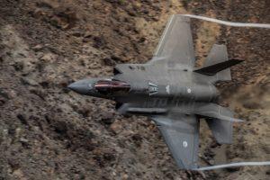 'Lerend voorwaarts', hoe de F-35 van de Luchtmacht een vijfde generatie Luchtmacht maakt