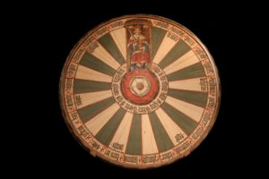 De ronde tafel van Koning Arthur