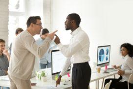 Het niet gevoerde gesprek – georganiseerd ruzie maken