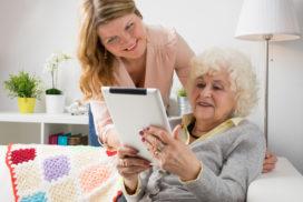 Inspiratiebox voor technologie in de zorg