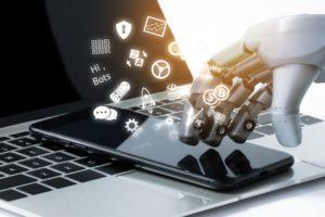 Verwelkom een robot als je nieuwe collega
