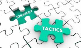 Doelen, strategie en tactieken