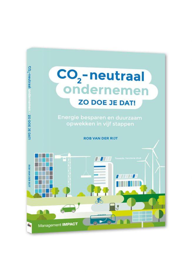 CO2-neutraal ondernemen - Zo doe je dat!