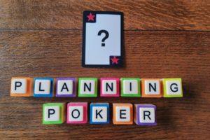 Planning poker bij agile