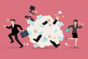 Hoe ga je als (zelfsturend) team met conflicten om?