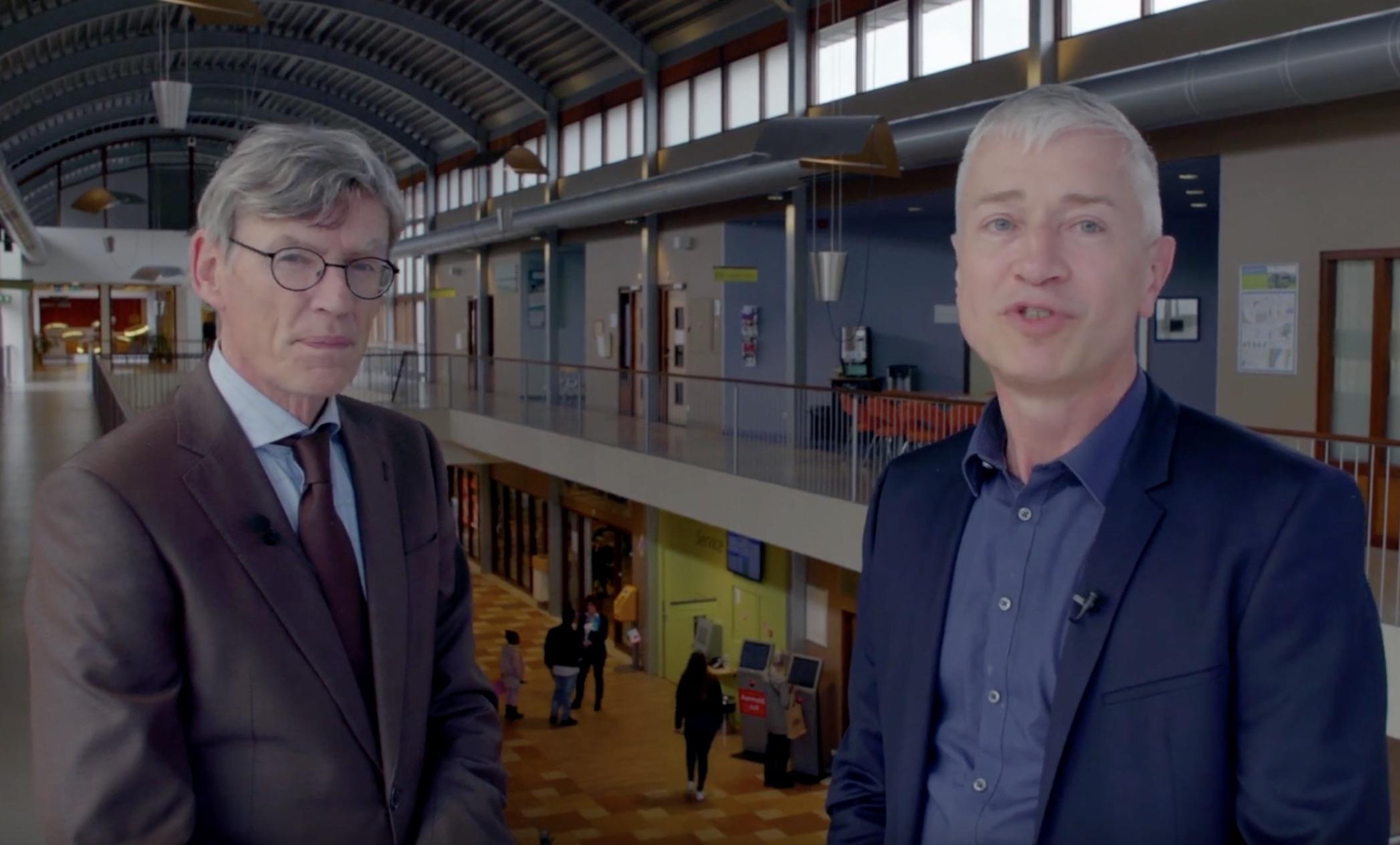 Video: Kilian Bennebroek Gravenhorst in gesprek met Bart Berden