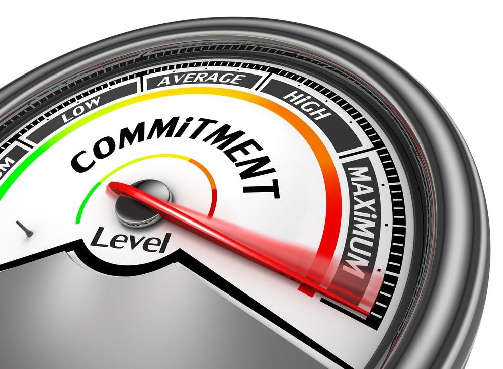 Een werknemer met een hoger organisatiecommitment meldt eerder intern om de organisatieschade te beperken en luidt pas bij geen gehoor de klok.
