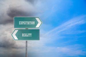 De bandbreedte: Verwachtingen & Teleurstelling
