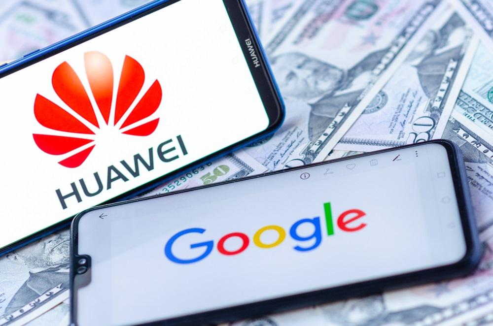 De ban op Huawei kan een stress-test worden voor Google