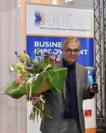 Kees Ahaus ontvangt NNK-onderscheiding