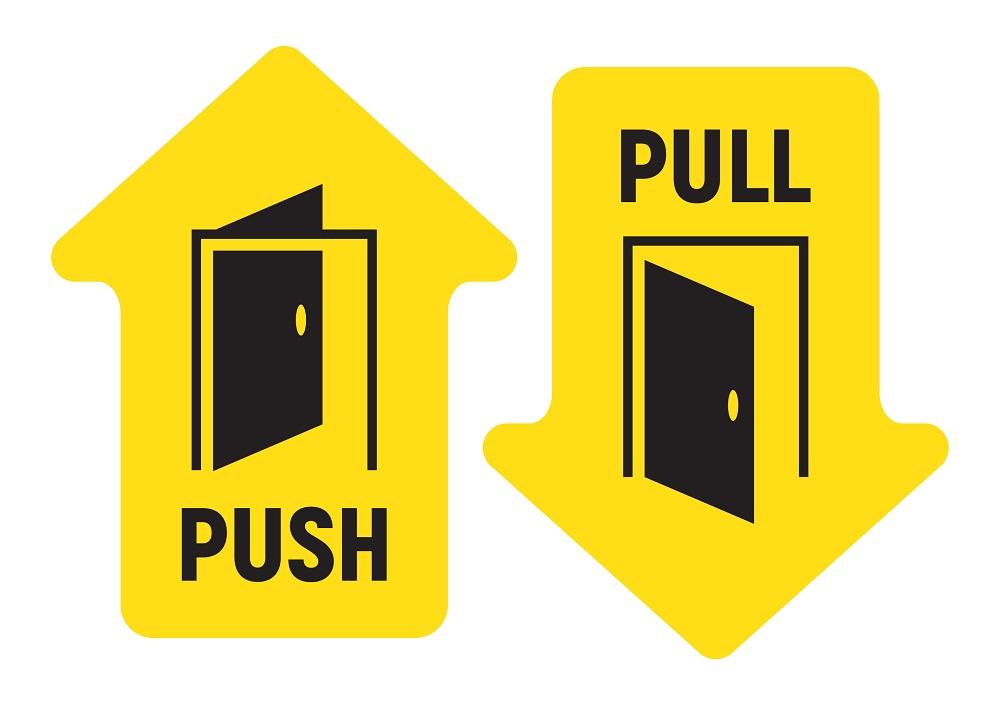 Er zijn verschillende Push en Pull Modellen