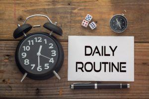 De afstompende invloed van routine