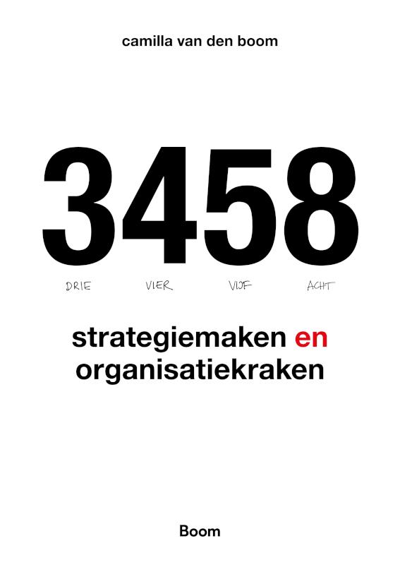 3458 (drie, vier, vijf acht)