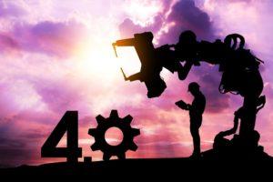 Elementen van de vierde industriële revolutie