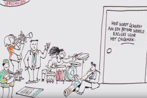 Video: jammen met verschillen